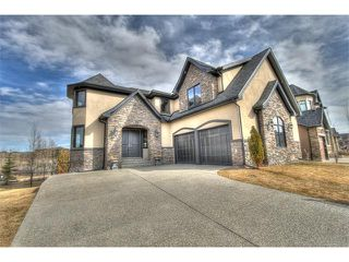 Main Photo: 34 ROCKCLIFF LD NW in Calgary: Rocky Ridge Ranch House for sale : MLS®# C3656071