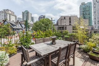 Photo 2: 411 1106 PACIFIC STREET in Vancouver: West End VW Condo for sale (Vancouver West)  : MLS®# R2087132