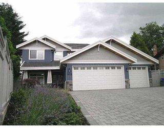 """Main Photo: 4828 BAYTREE CT in Burnaby: Deer Lake Place House for sale in """"DEER LAKE PLACE"""" (Burnaby South)  : MLS®# V546873"""