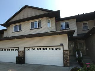 Main Photo: 317 41 Summerwood Boulevard: Sherwood Park Townhouse for sale : MLS®# E4170102