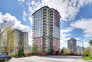 "Main Photo: 408 814 ROYAL Avenue in New Westminster: Downtown NW Condo for sale in ""NORTH NEWS"" : MLS®# R2448459"