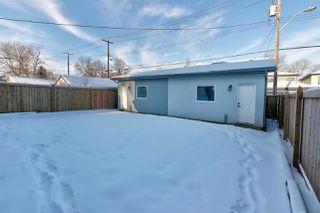 Photo 31: 9746 72 Avenue NW in Edmonton: Zone 17 House Half Duplex for sale : MLS®# E4196427