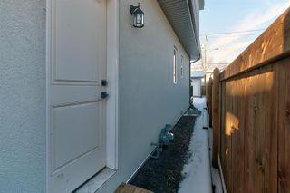 Photo 29: 9746 72 Avenue NW in Edmonton: Zone 17 House Half Duplex for sale : MLS®# E4196427