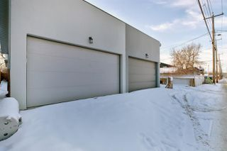 Photo 32: 9746 72 Avenue NW in Edmonton: Zone 17 House Half Duplex for sale : MLS®# E4196427