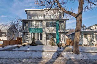 Photo 1: 9746 72 Avenue NW in Edmonton: Zone 17 House Half Duplex for sale : MLS®# E4196427