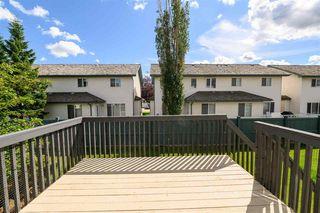 Photo 25: 15 225 BLACKBURN Drive E in Edmonton: Zone 55 Townhouse for sale : MLS®# E4207446