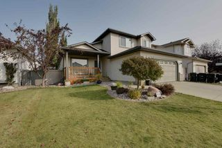 Main Photo: 74 MEADOWVIEW Point: Sherwood Park House for sale : MLS®# E4214937