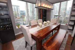 "Photo 2: 1106 1055 HOMER Street in Vancouver: Yaletown Condo for sale in ""DOMUS"" (Vancouver West)  : MLS®# R2518319"
