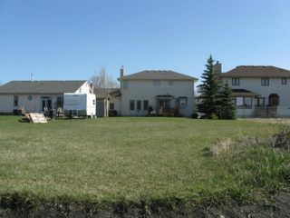 Main Photo: 0 Van Hull Way in WINNIPEG: St Vital Residential for sale (South East Winnipeg)  : MLS®# 1208190