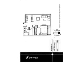"""Photo 9: 803 939 EXPO Boulevard in Vancouver: Yaletown Condo for sale in """"MAX II"""" (Vancouver West)  : MLS®# V948084"""