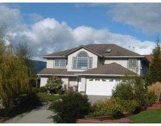 Main Photo: 5852 TURNSTONE CR in Sechelt: Sechelt District House for sale (Sunshine Coast)  : MLS®# V587558