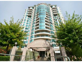 "Photo 1: 1003 33065 MILL LAKE Road in Abbotsford: Central Abbotsford Condo for sale in ""SUMMIT POINT ON THE LAKE"" : MLS®# F1300164"