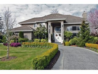 "Photo 1: 2515 138TH Street in Surrey: Elgin Chantrell House for sale in ""Peninsula Park"" (South Surrey White Rock)  : MLS®# F1307515"