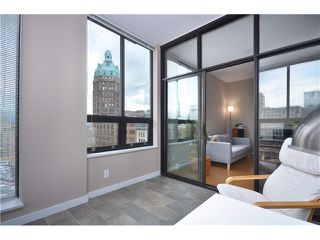 """Photo 8: # 603 531 BEATTY ST in Vancouver: Downtown VW Condo for sale in """"METROLIVING"""" (Vancouver West)  : MLS®# V999631"""