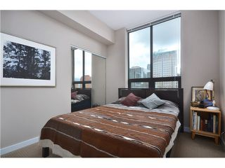 """Photo 9: # 603 531 BEATTY ST in Vancouver: Downtown VW Condo for sale in """"METROLIVING"""" (Vancouver West)  : MLS®# V999631"""