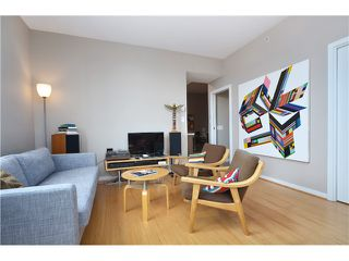 """Photo 7: # 603 531 BEATTY ST in Vancouver: Downtown VW Condo for sale in """"METROLIVING"""" (Vancouver West)  : MLS®# V999631"""