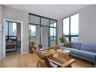 """Photo 5: # 603 531 BEATTY ST in Vancouver: Downtown VW Condo for sale in """"METROLIVING"""" (Vancouver West)  : MLS®# V999631"""