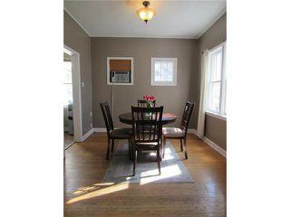 Photo 4: 327 Belvidere Street in WINNIPEG: St James Residential for sale (West Winnipeg)  : MLS®# 1308276