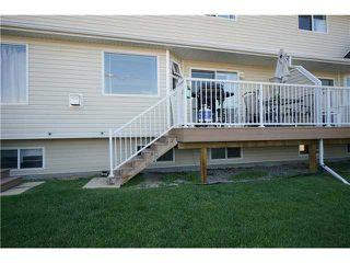 Photo 3: 26 567 EDMONTON Trail NE: Airdrie Townhouse for sale : MLS®# C3578088
