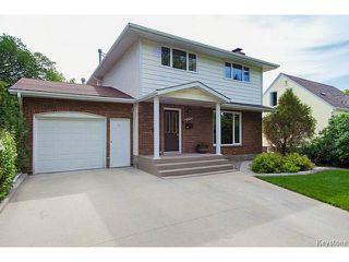Photo 1: 265 Whytewold Road in WINNIPEG: St James Residential for sale (West Winnipeg)  : MLS®# 1416296