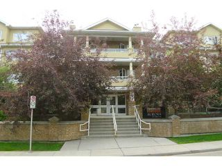 Photo 1: 303 790 KINGSMERE Crescent SW in CALGARY: Kingsland Condo for sale (Calgary)  : MLS®# C3627331