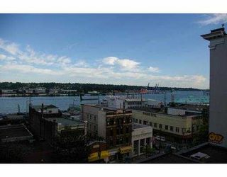 "Photo 2: 704 680 CLARKSON ST in New Westminster: Downtown NW Condo for sale in ""The Clarkson"" : MLS®# V603874"