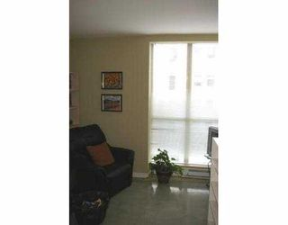 "Photo 6: 704 680 CLARKSON ST in New Westminster: Downtown NW Condo for sale in ""The Clarkson"" : MLS®# V603874"