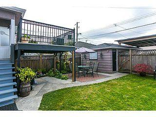"Photo 17: 2686 VENABLES Street in Vancouver: Renfrew VE House for sale in ""RENFREW"" (Vancouver East)  : MLS®# V1083995"