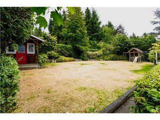 Photo 16: 1751 MATHERS AV in West Vancouver: Ambleside House for sale : MLS®# V1105546
