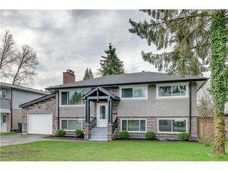Main Photo: 1632 ROBERTSON AV in Port Coquitlam: Glenwood PQ House for sale : MLS®# V1112767