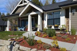 Photo 1: 5533 PEREGRINE CRESCENT in Sechelt: Sechelt District House for sale (Sunshine Coast)  : MLS®# R2048842