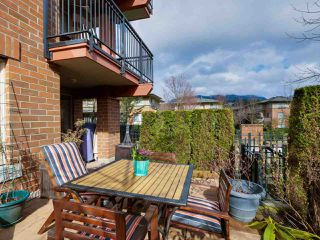 Photo 18: 103 200 KLAHANIE DRIVE in Port Moody: Port Moody Centre Condo for sale : MLS®# R2040361