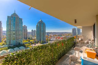 "Photo 2: 1106 4353 HALIFAX Street in Burnaby: Brentwood Park Condo for sale in ""BRENT GARDENS"" (Burnaby North)  : MLS®# R2412787"