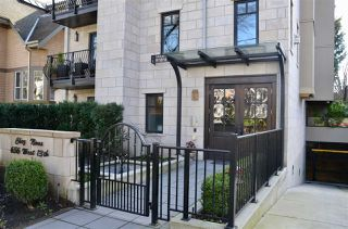 "Photo 1: 200 656 W 13TH Avenue in Vancouver: Fairview VW Condo for sale in ""CHEZ NOUS"" (Vancouver West)  : MLS®# R2433312"