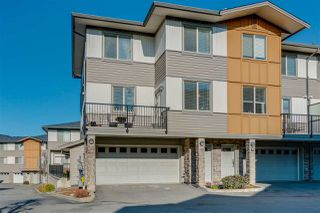 "Photo 1: 32 34248 KING Road in Abbotsford: Poplar Townhouse for sale in ""Argyle"" : MLS®# R2449136"