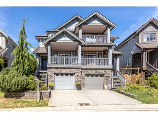Photo 1: 105 FOREST PARK Way in Port Moody: Heritage Woods PM House 1/2 Duplex for sale : MLS®# R2491120