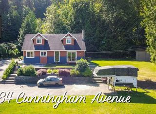 Photo 1: 26484 CUNNINGHAM Avenue in Maple Ridge: Thornhill MR House for sale : MLS®# R2493761