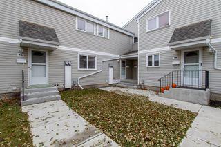 Photo 1: 7B CASTLE Terrace in Edmonton: Zone 27 Townhouse for sale : MLS®# E4221093
