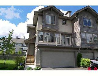 """Photo 1: 12 20761 DUNCAN Way in Langley: Langley City Townhouse for sale in """"WYNDHAM LANE"""" : MLS®# F1202420"""