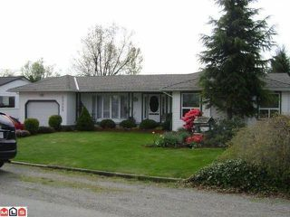 Photo 1: 29322 SUNVALLEY Crescent in Abbotsford: Aberdeen House for sale : MLS®# F1210785