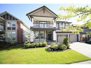 Photo 1: 19426 THORBURN Way in Pitt Meadows: South Meadows House for sale : MLS®# V950544