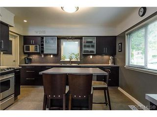 Photo 1: 1296 Downham Pl in VICTORIA: SE Maplewood House for sale (Saanich East)  : MLS®# 607645