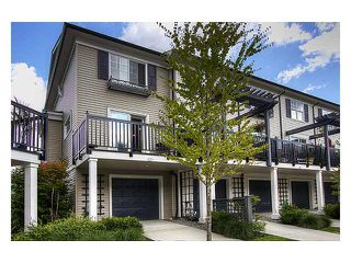 """Photo 2: 57 101 FRASER Street in Port Moody: Port Moody Centre Townhouse for sale in """"CORBEAU"""" : MLS®# V966315"""