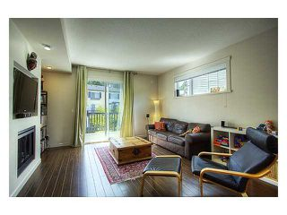 """Photo 3: 57 101 FRASER Street in Port Moody: Port Moody Centre Townhouse for sale in """"CORBEAU"""" : MLS®# V966315"""