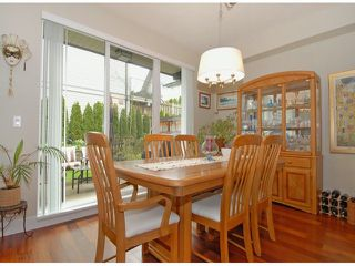 """Photo 4: 102 2501 161A Street in Surrey: Grandview Surrey Townhouse for sale in """"Highland Park"""" (South Surrey White Rock)  : MLS®# F1307524"""