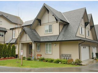 """Photo 1: 102 2501 161A Street in Surrey: Grandview Surrey Townhouse for sale in """"Highland Park"""" (South Surrey White Rock)  : MLS®# F1307524"""