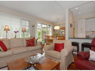 """Photo 3: 102 2501 161A Street in Surrey: Grandview Surrey Townhouse for sale in """"Highland Park"""" (South Surrey White Rock)  : MLS®# F1307524"""