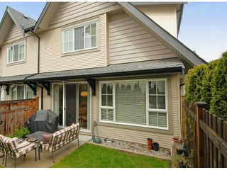 """Photo 10: 102 2501 161A Street in Surrey: Grandview Surrey Townhouse for sale in """"Highland Park"""" (South Surrey White Rock)  : MLS®# F1307524"""