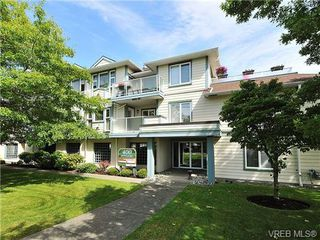 Photo 1: 310 400 Dupplin Rd in VICTORIA: SW Rudd Park Condo for sale (Saanich West)  : MLS®# 650886