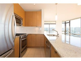 Photo 6: # 2204 400 CAPILANO RD in Port Moody: Port Moody Centre Condo for sale : MLS®# V1029024